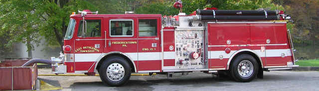 East Bethlehem Volunteer Fire Co.